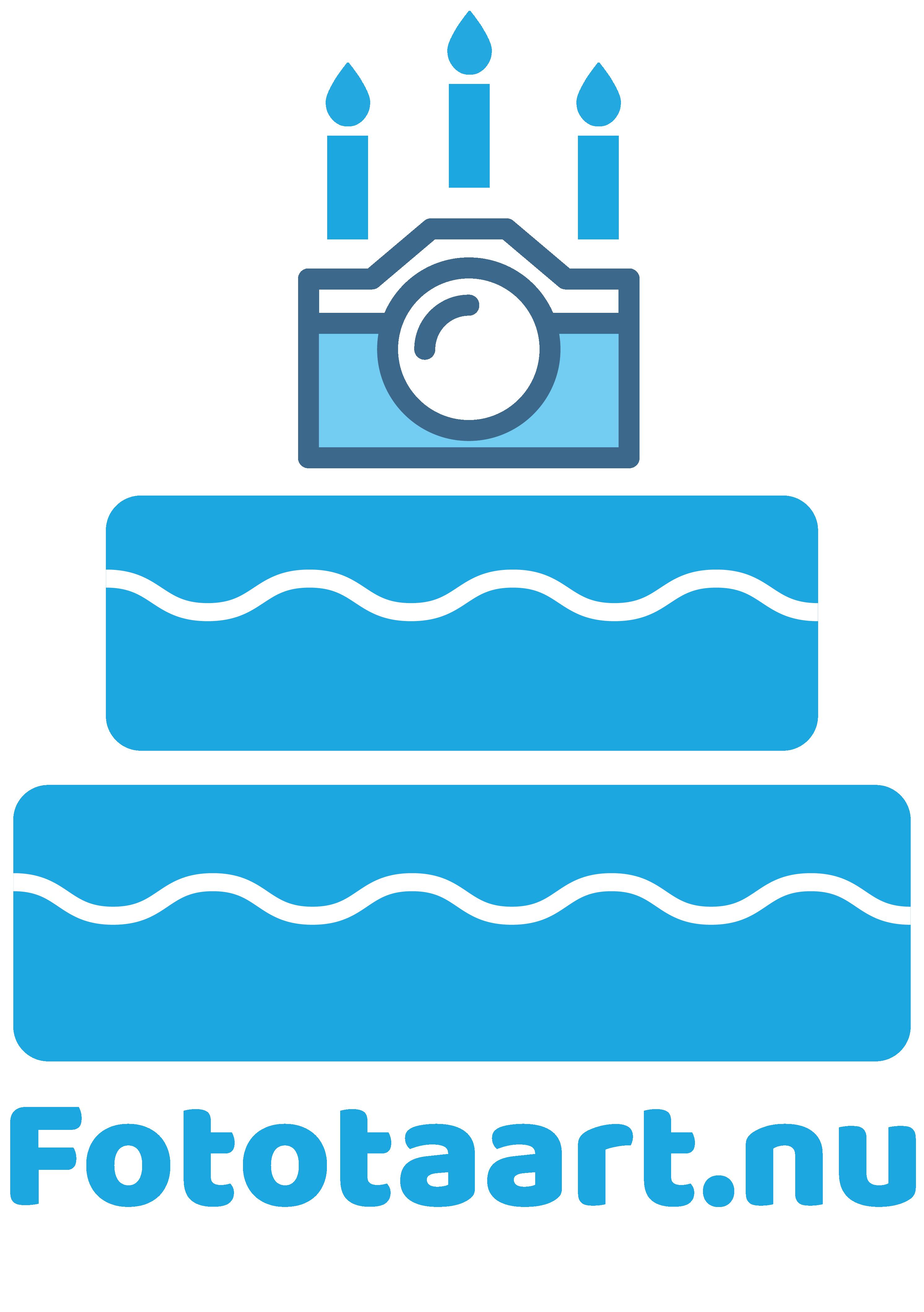 Fototaart.nu Logo